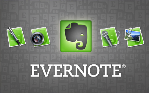 Tools to Live By – EVERNOTE | The EMBER Project